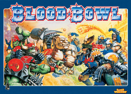 Blood Bowl de mesa www.nancyyao.com