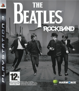 Beatles Rock Band Caratula www.nancyyao.com