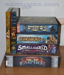 Juegos de mesa www.nancyyao.com